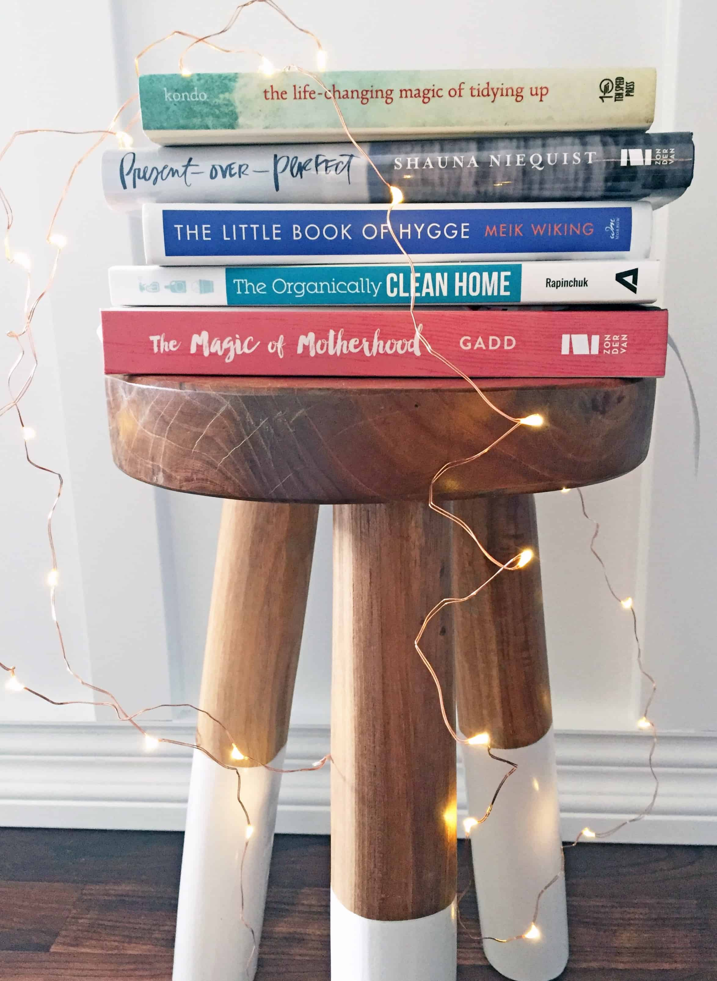 5 inspiring books for the New Year.