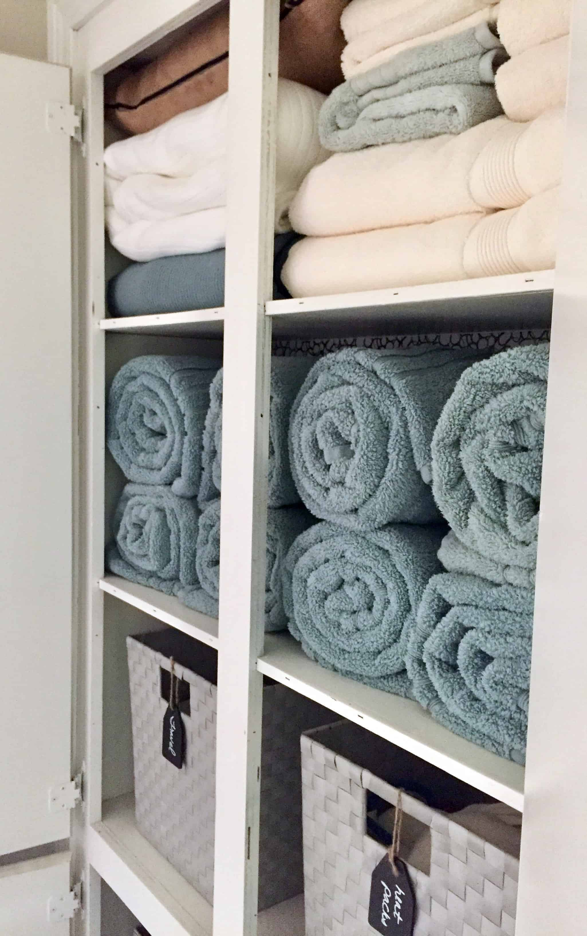 Welcome To Our Linen Closetu2026.or Should I Say Our Everything Closet. I Think  Iu0027ve Mentioned Before That We Live In A Small Ranch Stye Bungalow, A Cute  Little ...