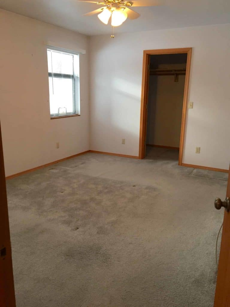 Our New House: Before Pictures