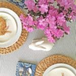 An Easy Easter Tablescape
