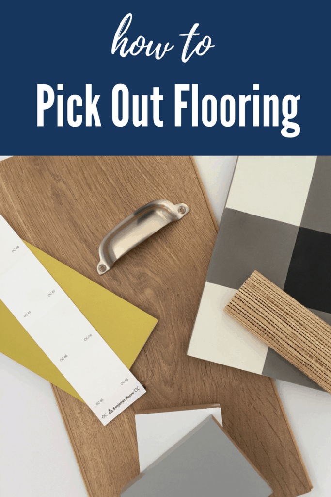 Tips for picking out flooring and avoiding costly mistakes.