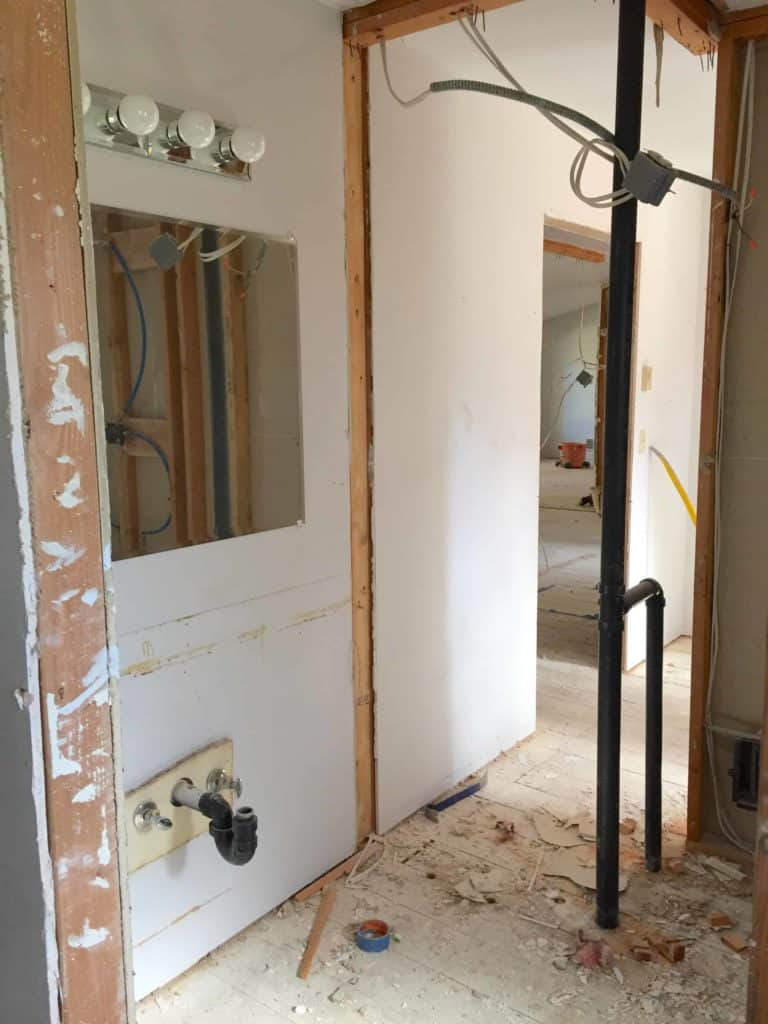 home renovation update (part 1)