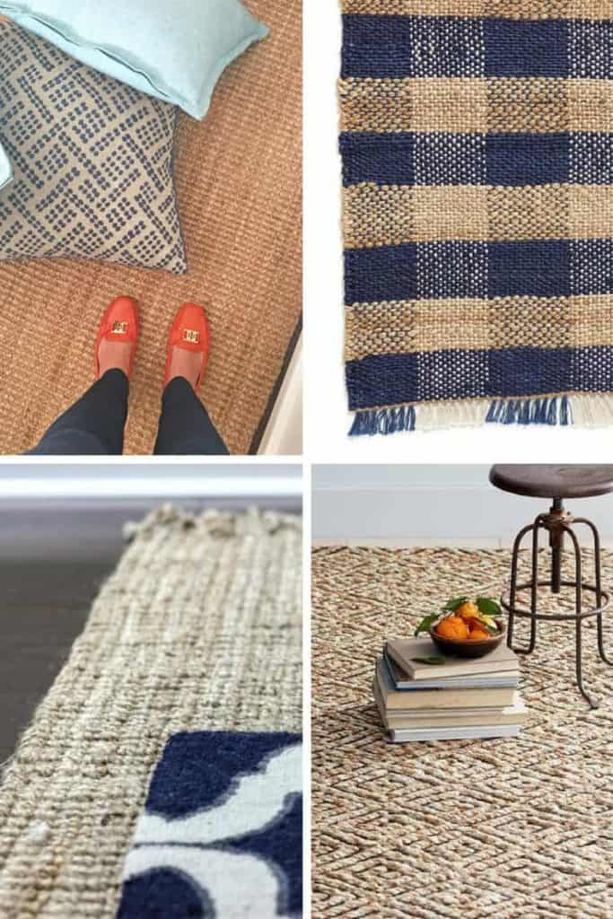 Everything you need to know about jute and sisal rugs