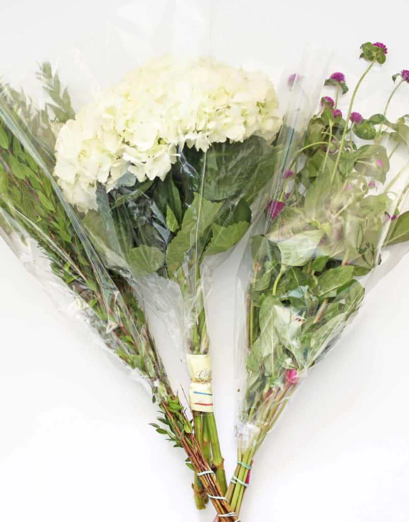 how to make a grocery store bouquet