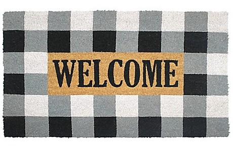 10 cute and affordable fall doormats