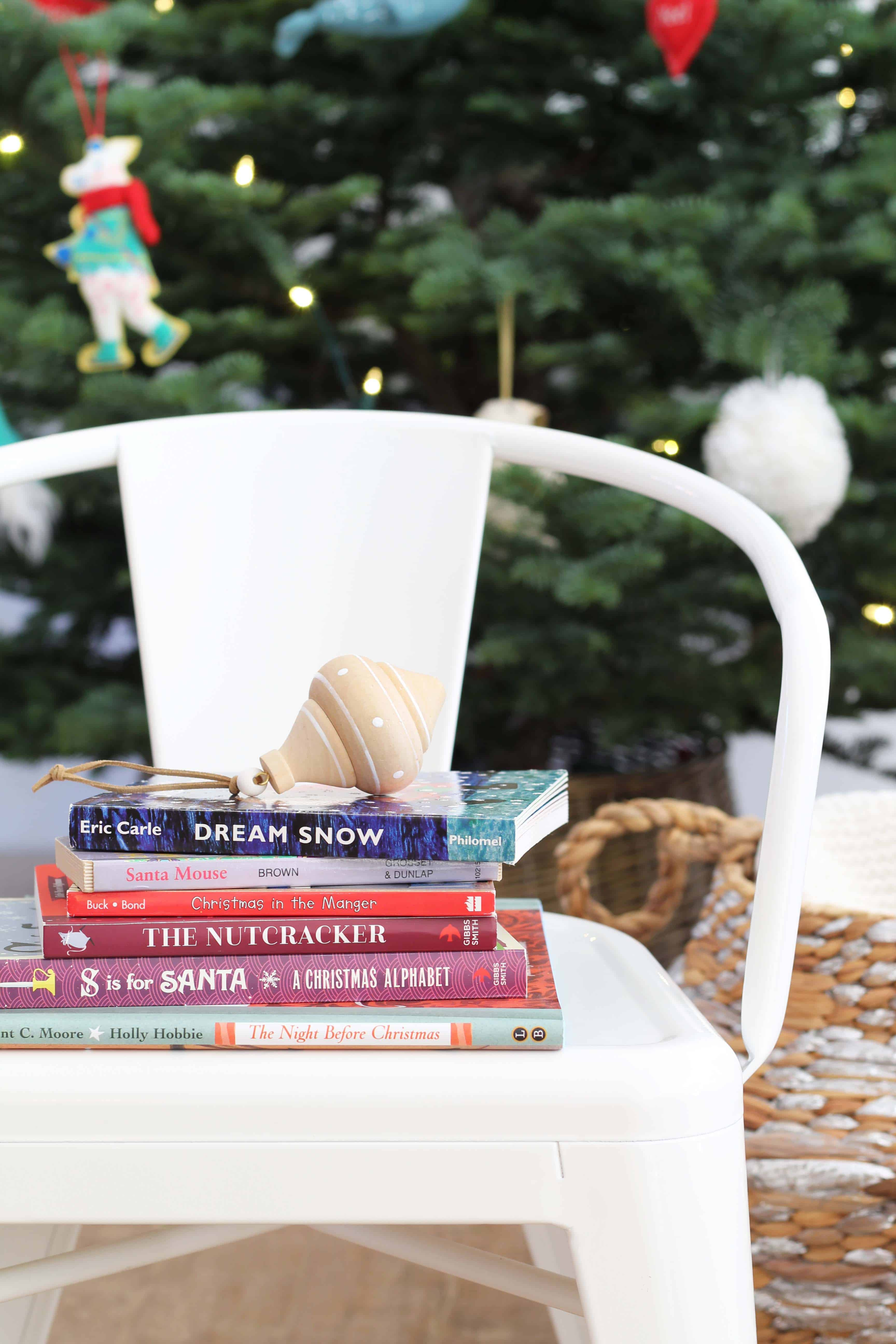 Our Favorite Children S Christmas Books A Nod To Navy