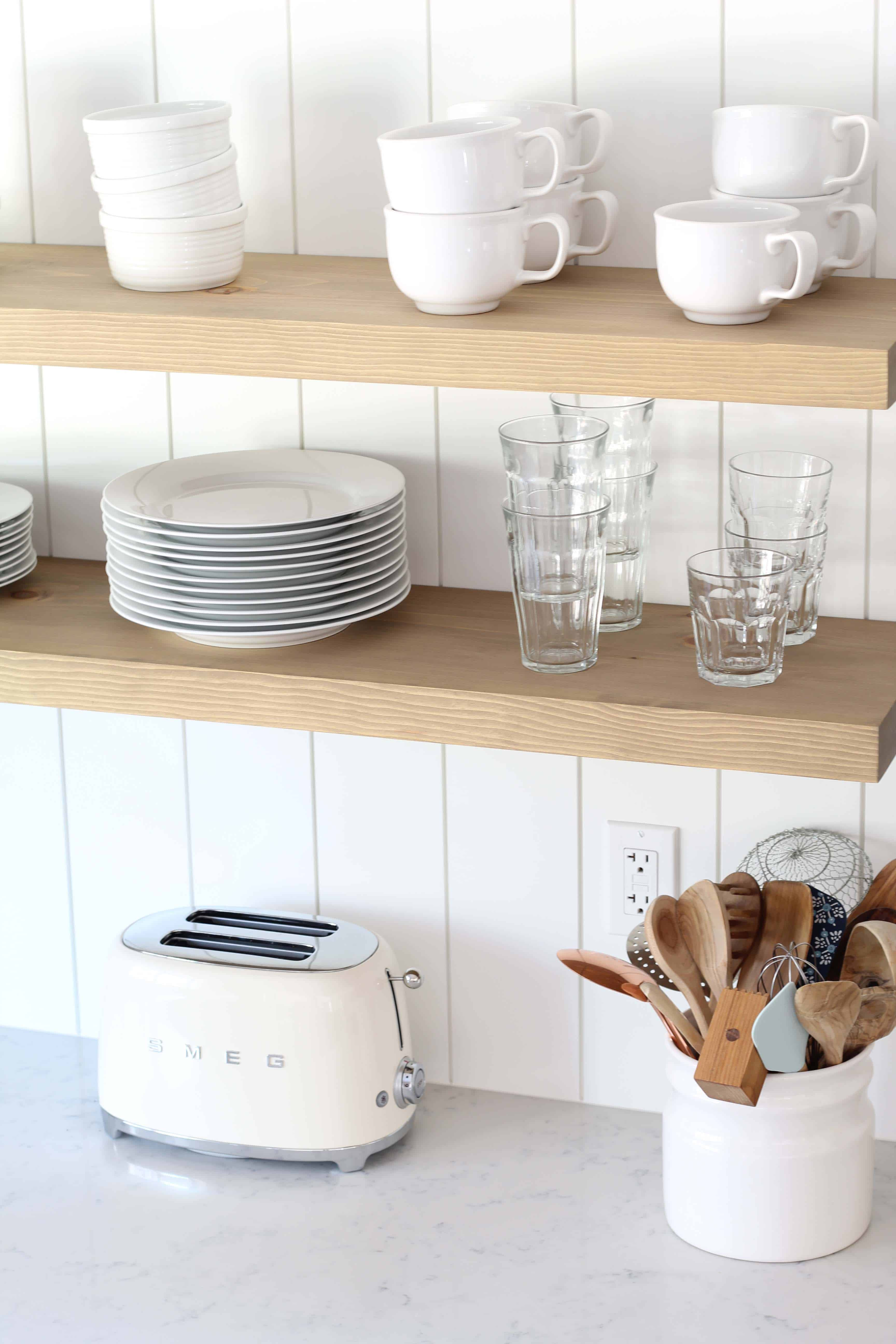 - How To Install A Vertical Shiplap Backsplash A Nod To Navy