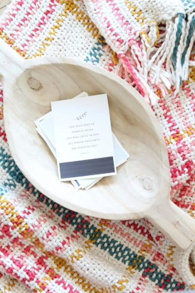 Cozy & Inspiring Things To Do At Home
