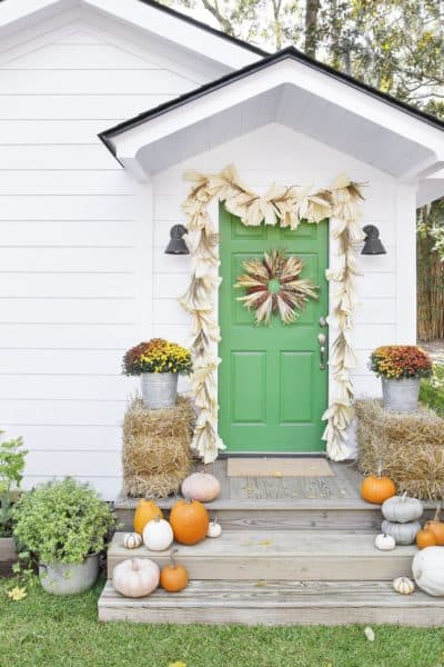 6 Essentials For The Perfect Fall Porch