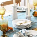 Charming & Simple Thanksgiving Table Ideas