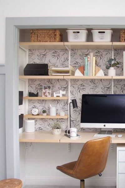 10 Inspiring Home Office Ideas For Small Spaces