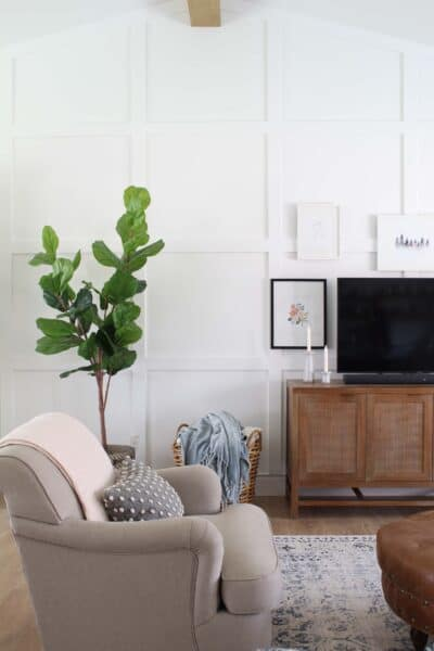 How To Install Box Trim Wall Moulding